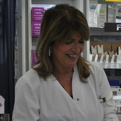 Foto de empleado de la farmacia